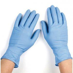 Guantes descartables medium nitrilo 100 uds Protection/NP