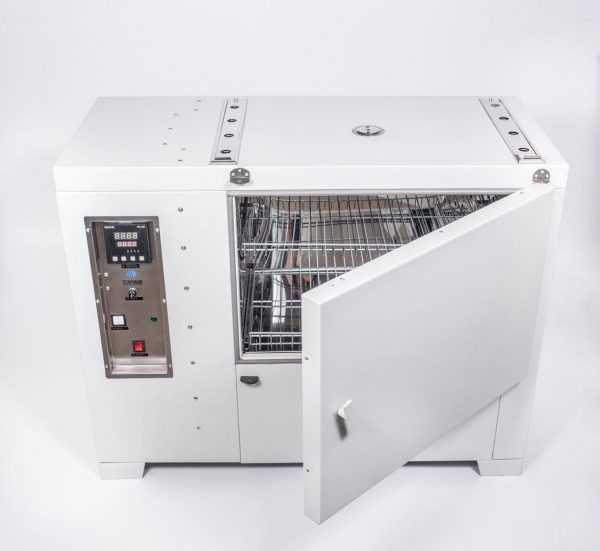 Estufa de secado/ Aire forzado 70x100x70 cm 490 litros Digital Tecnodalvo