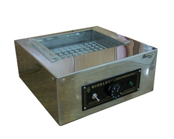 Baño termostatizado en acero inoxidable Bioelec