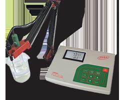 pHmetro AD8000 kit de mesa multiparamétrico pH/ORP/EC/TDS/Temp Adwa