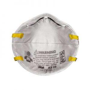 Respirador para particulas N95 8210 3M
