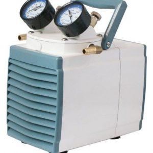 Bomba de vacío LabKlass GM-0.5A a diafragma libre de aceite c/manometro
