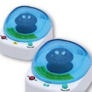 Mini centrifuga Labklass 6-K 6000 RPM para tubos Eppendorf