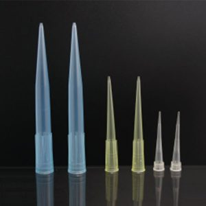 Tips para micropipetas amarillos 200 uL 1000 unidades Labklass