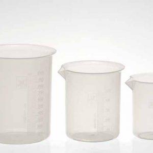 Vaso precipitado plastico 1000 ml Origen China