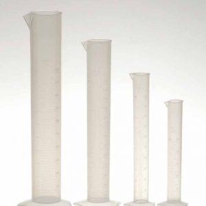Probeta plastica 10 ml Origen: India