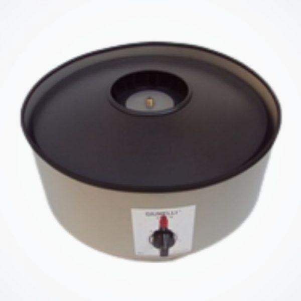 Centrífuga Giumelli para 10 butirómetros
