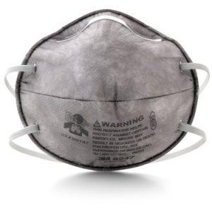 Respirador libre mantenimiento  8246 R95 3M Caja x 20 uds