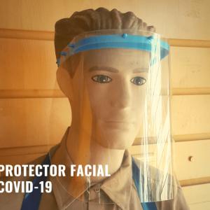 Protector Facial Incoloro RC2 – N- Cada uno