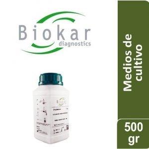 Agar Slanetz y Bartley 500 gr Biokar