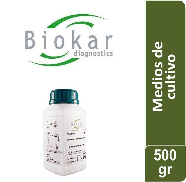 Muller-Kauffmann Tetrathionate-Novobiocin (MKTTN) Caldo 500 gr Biokar
