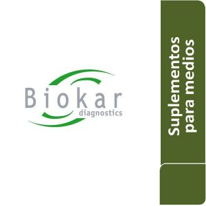 Oxford Listeria Suplemento selectivo 10 viales Biokar Diagnostics (Francia)