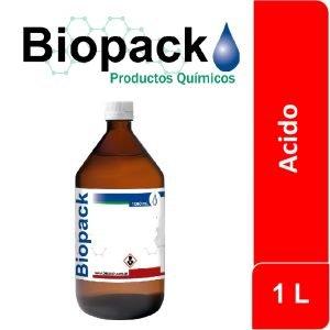 Acido nitrico 65% p.a. (A.C.S.) 1000 mL Biopack