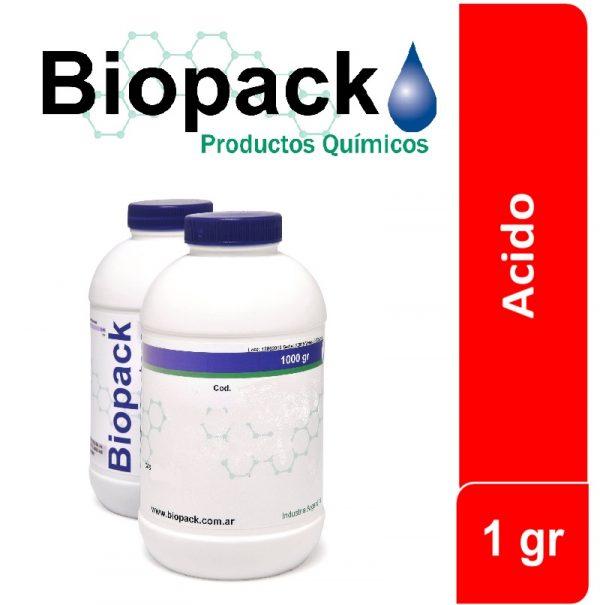 ACIDO POLIANETOL SULFONICO SAL SODICA 1 gr Biopack