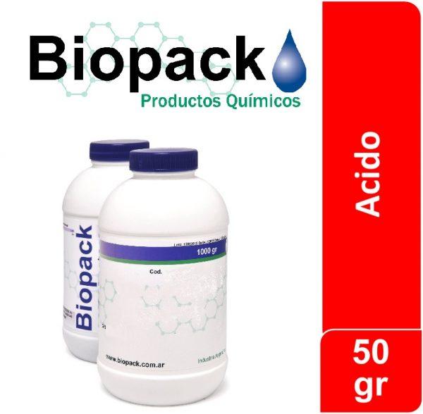 ACIDO DIETILENTRIAMINOPENTAACETICO (DTPA)  p.a. 50 g Biopack