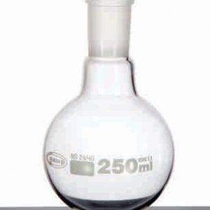 Balones de vidrio  250 mL esmeril 24/40 Glassco
