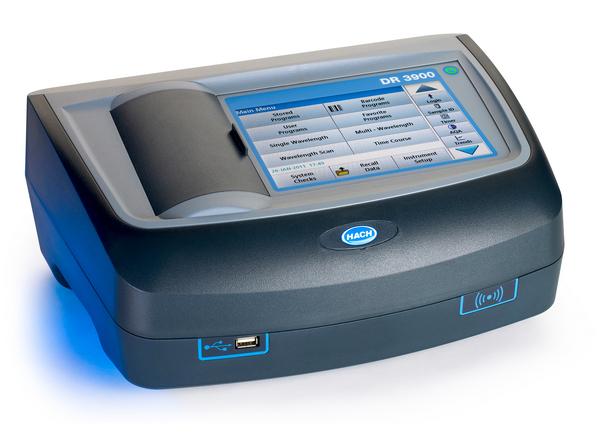DR3900 Espectrofotometro de mesa Hach (s/RFID)