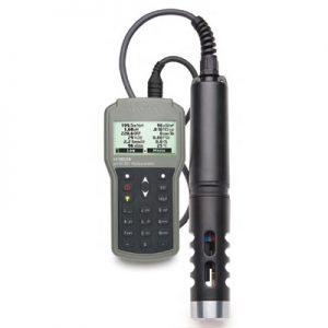 Medidor Multiparamétrico portátil HI98194 pH. CE, ORP, Resistividad, Salinidad y OD Hanna Instruments