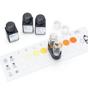 Test Nitritos con tarjeta colorimétrica  0.025-0.5 mg/l NO2- Mcolortest 200 tests Merck