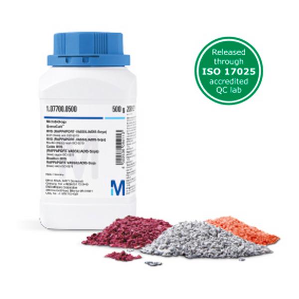 Caldo laurilsulfato para microbiologia 500 gr Merck