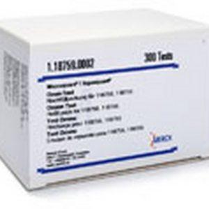 Test Cloro. envase de repuesto para 114978 MColortest 600 tests Merck