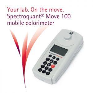 Colorimeter Move 100 Spectroquant Merck