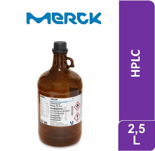 Iso-octano para cromatografía en fase líquida LiChrosolv® 2.5 L Merck