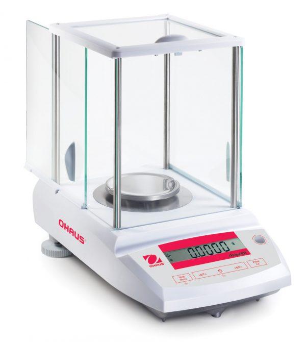 Balanza PIONEER PA224 220 g x 0.1 mg Ohaus