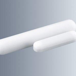Varilla agitadora cilíndrica recubiertas en teflón. 20 mm. x 6 mm. Ø Marienfeld-Superior (Alemania)