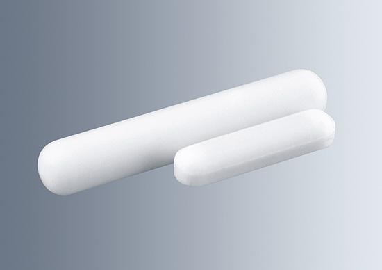 Varilla agitadora cilíndrica recubiertas en teflón. 70 mm. X 9 mm. Ø Marienfeld-Superior (Alemania)