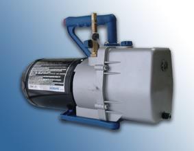 Bomba de vacío DVR140 doble etapa en baño de aceite Rificor