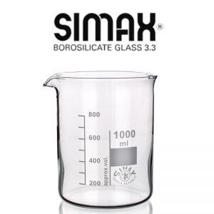 Vaso precipitado vidrio 100 mL Simax