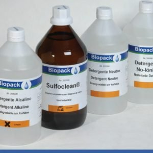Alcohol metílico PA 1 L Biopack