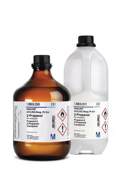 Metanol para análisis EMSURE® ACS.ISO