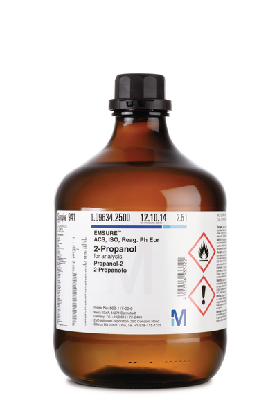 Cloroformo para análisis EMSURE® ACS.ISO