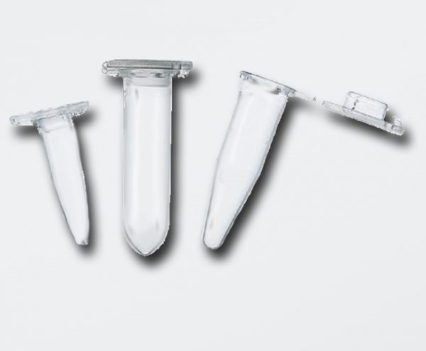 Tubos t/eppendorf 2.0 ml x 500 uds Paralwall